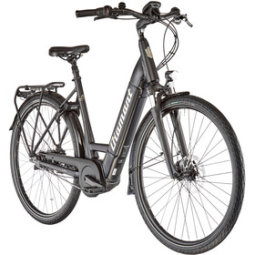 Diamant Beryll Deluxe+ Easy-Entry with Back-Pedalling Brake deep black